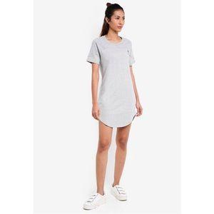 Reebok DC Tee Dress Grey